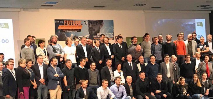 EU BLOCKCHAIN MEETUP (Feel the Future deklaracija)